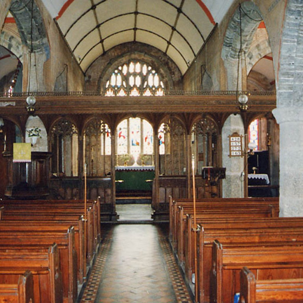 St Mary's Rattery