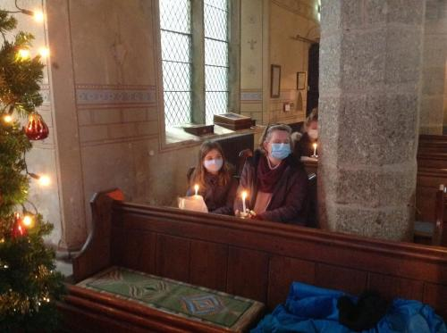 Christingle at St. Mary's Rattery 2020 (3)