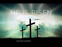 Easter Sunday Service - He is risen , Alleluia